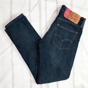 Levi's 502 Regular Taper Blue Jeans